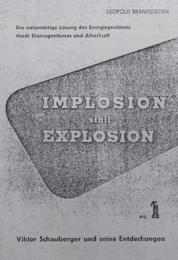 Implosion statt explosion