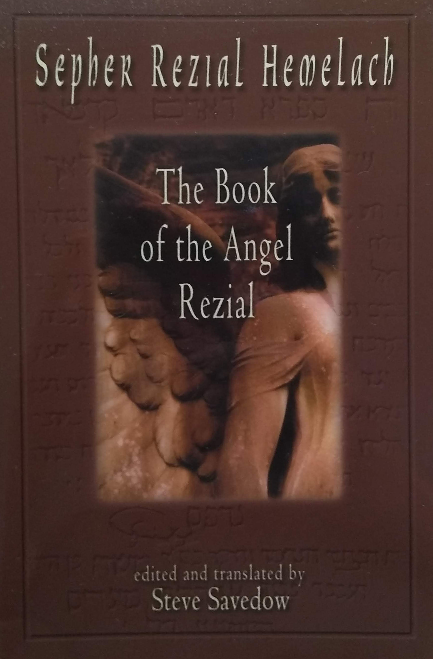 The book of the Angel Rezial
