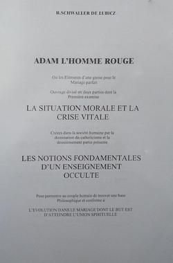 La Situation Morale et la Crise...