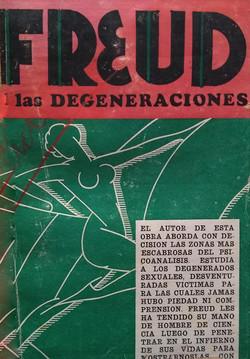 Freud y las degeneraciones
