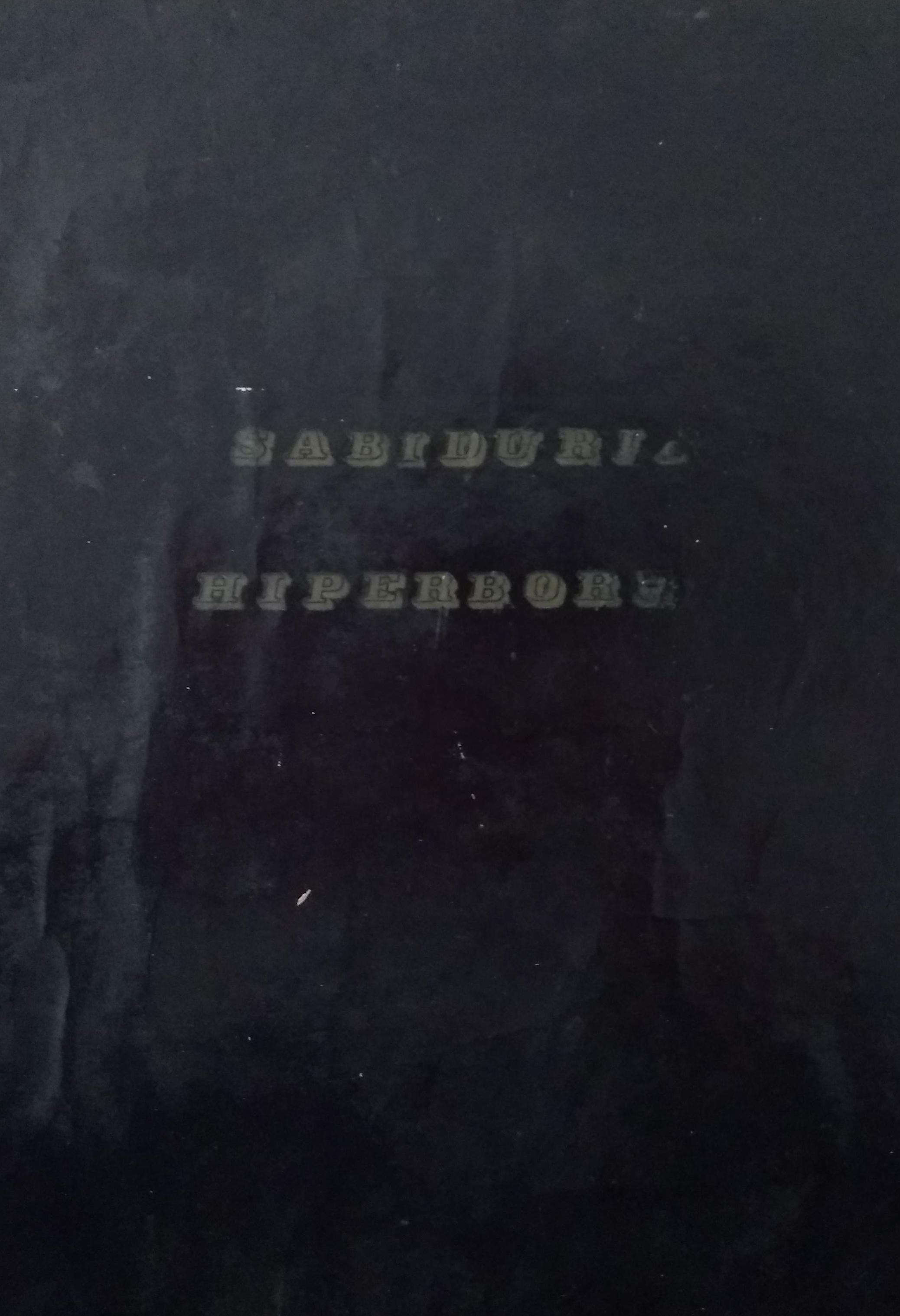 Sabiduria Hiperborea