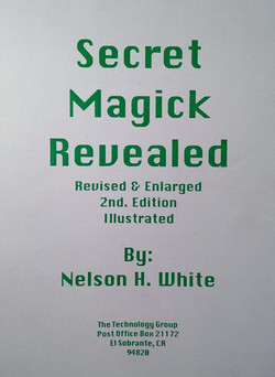 Secret Magick Revealed