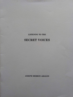 Listening to the secret voices