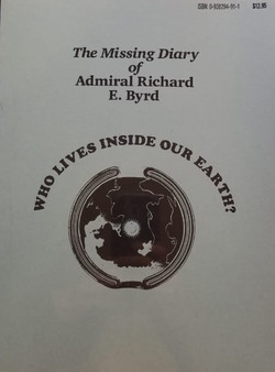the Missing Diary of Admiral Richard E B