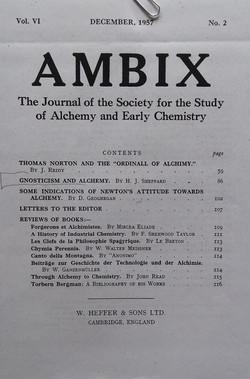 Ambix Vol VI No 2