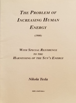 The Problema of Ingreasing Human Energy.