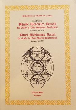 Rituale Alchemico Secreto