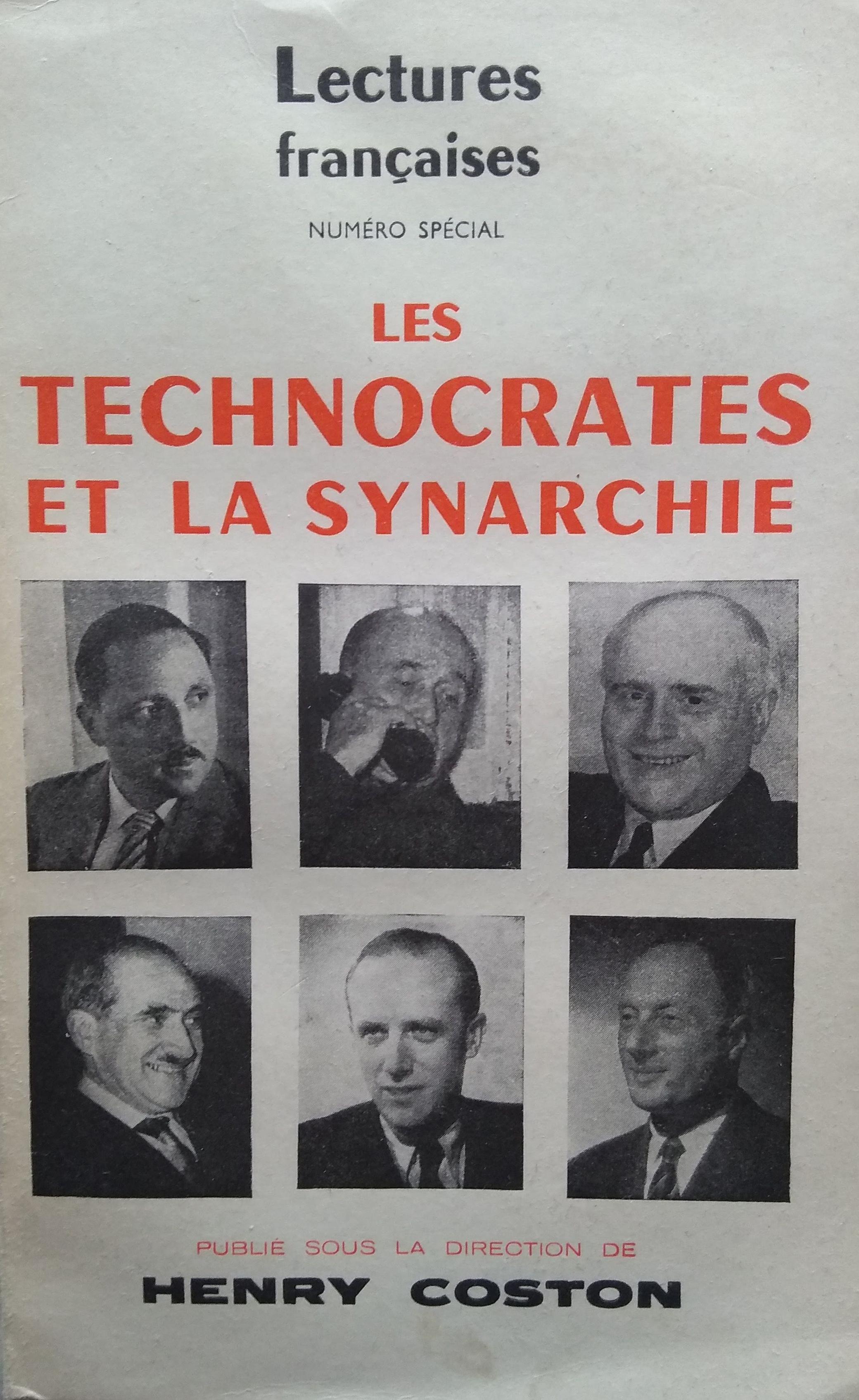 Les Tehnocrates et la synarchie