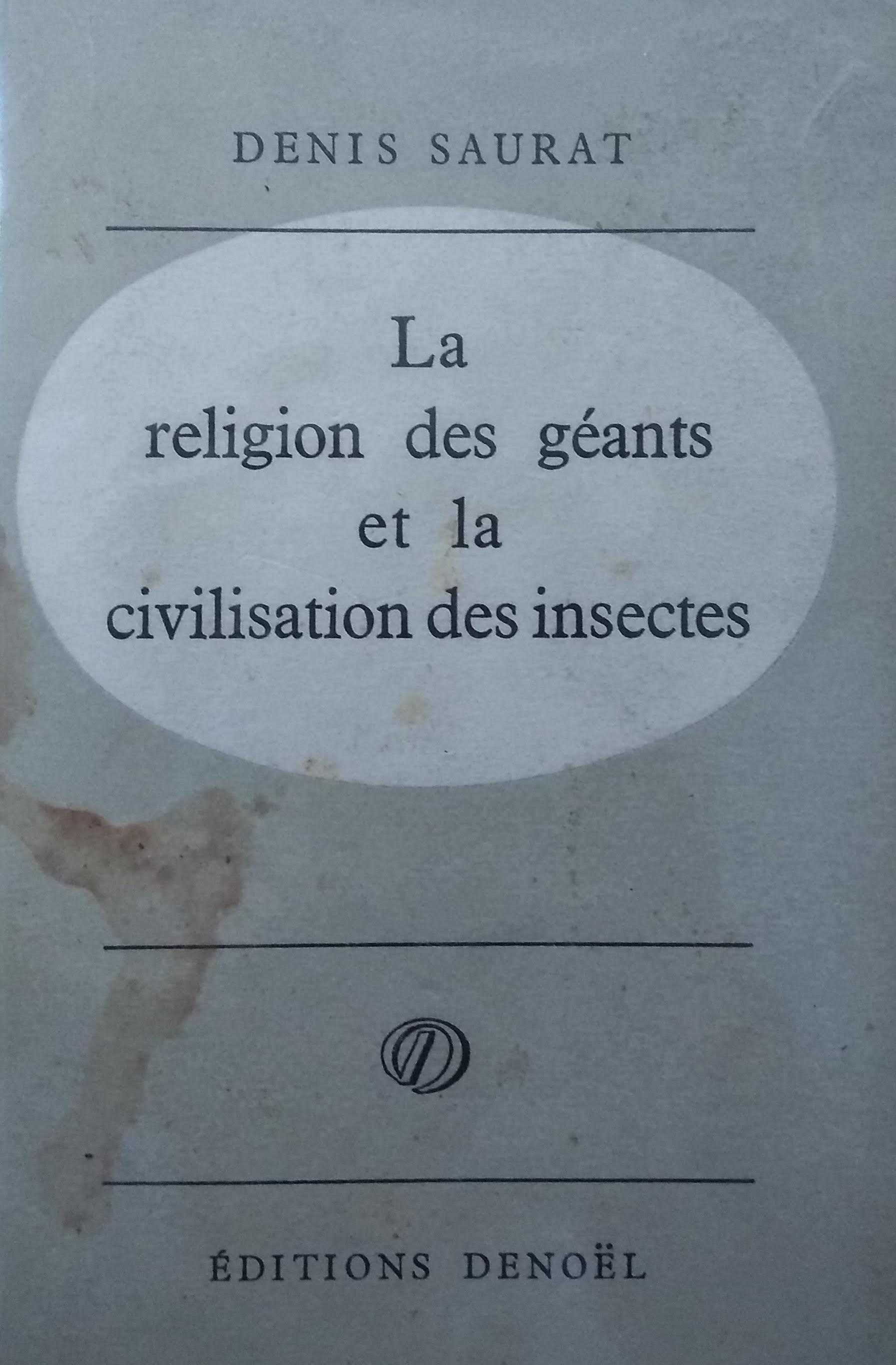 La religion des géants et la...