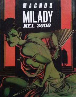 Magnus Milady nel 3000