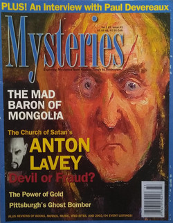 Mysteries Vol 1 Issue 3