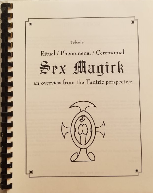 Sex Magick an overview from the Tantric