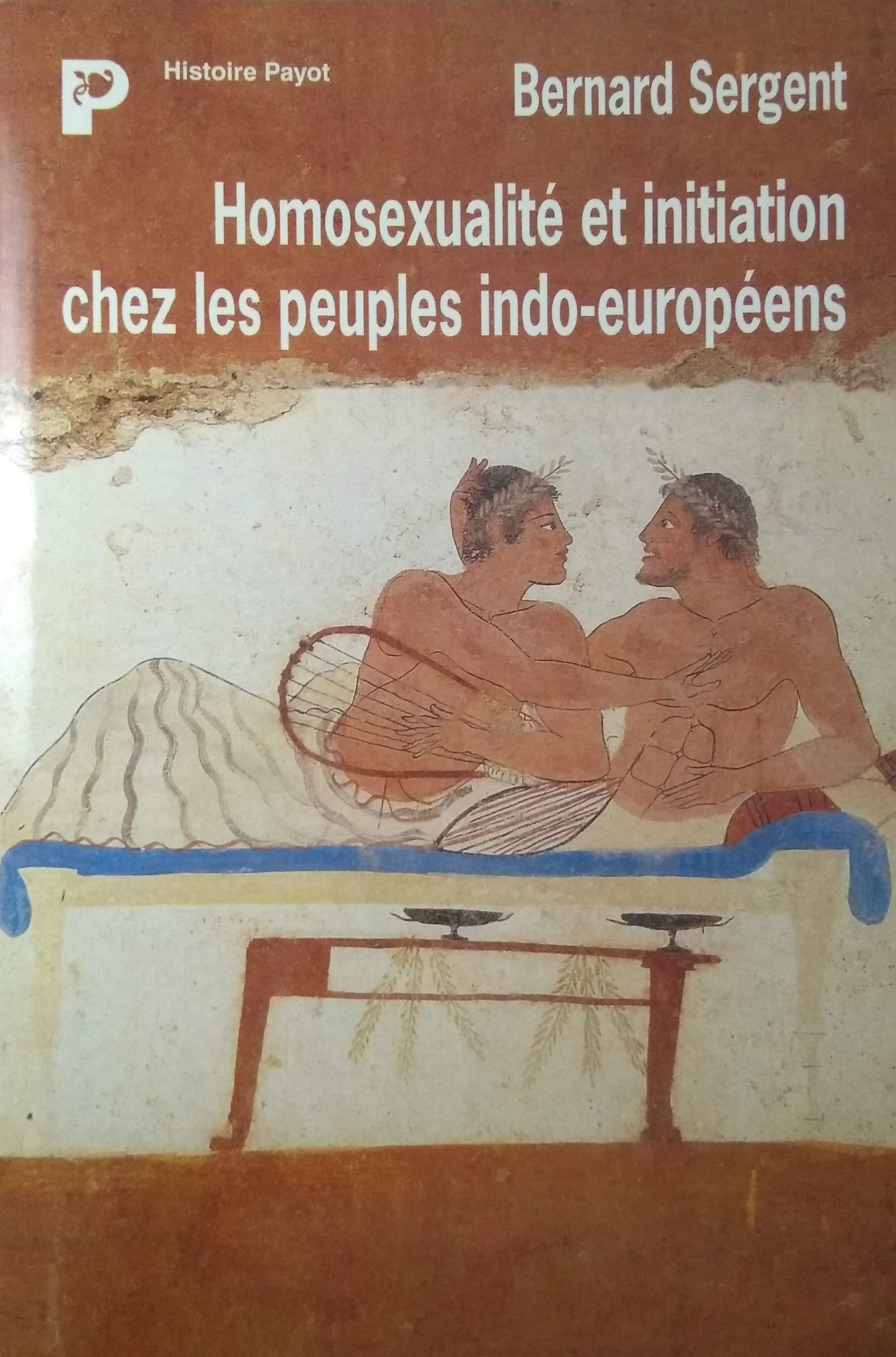 Homosexualite et initiation chez...