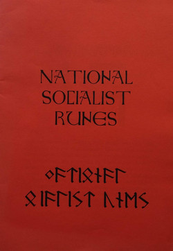National Socialist Runes