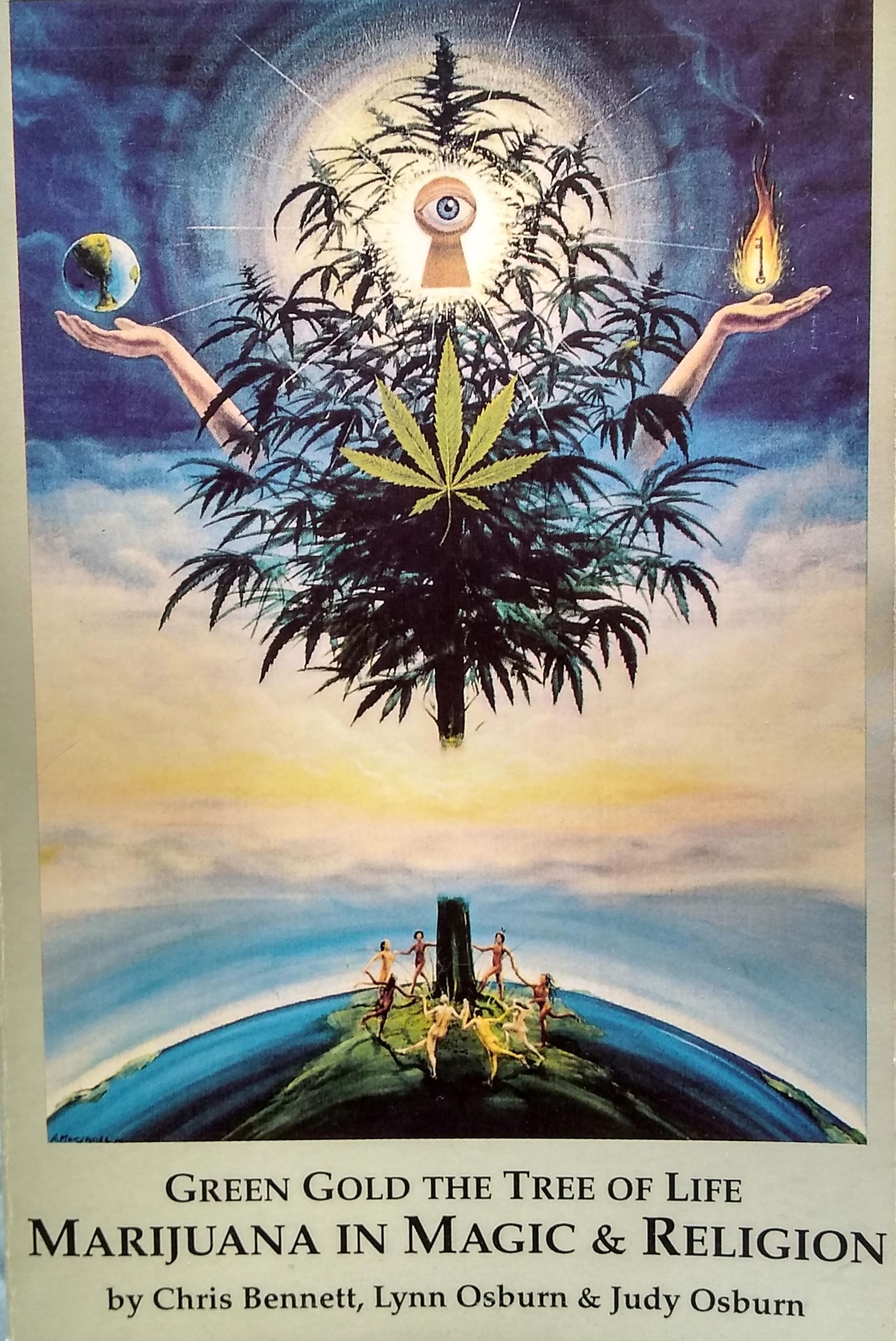 Marijuana in Magic & Religion
