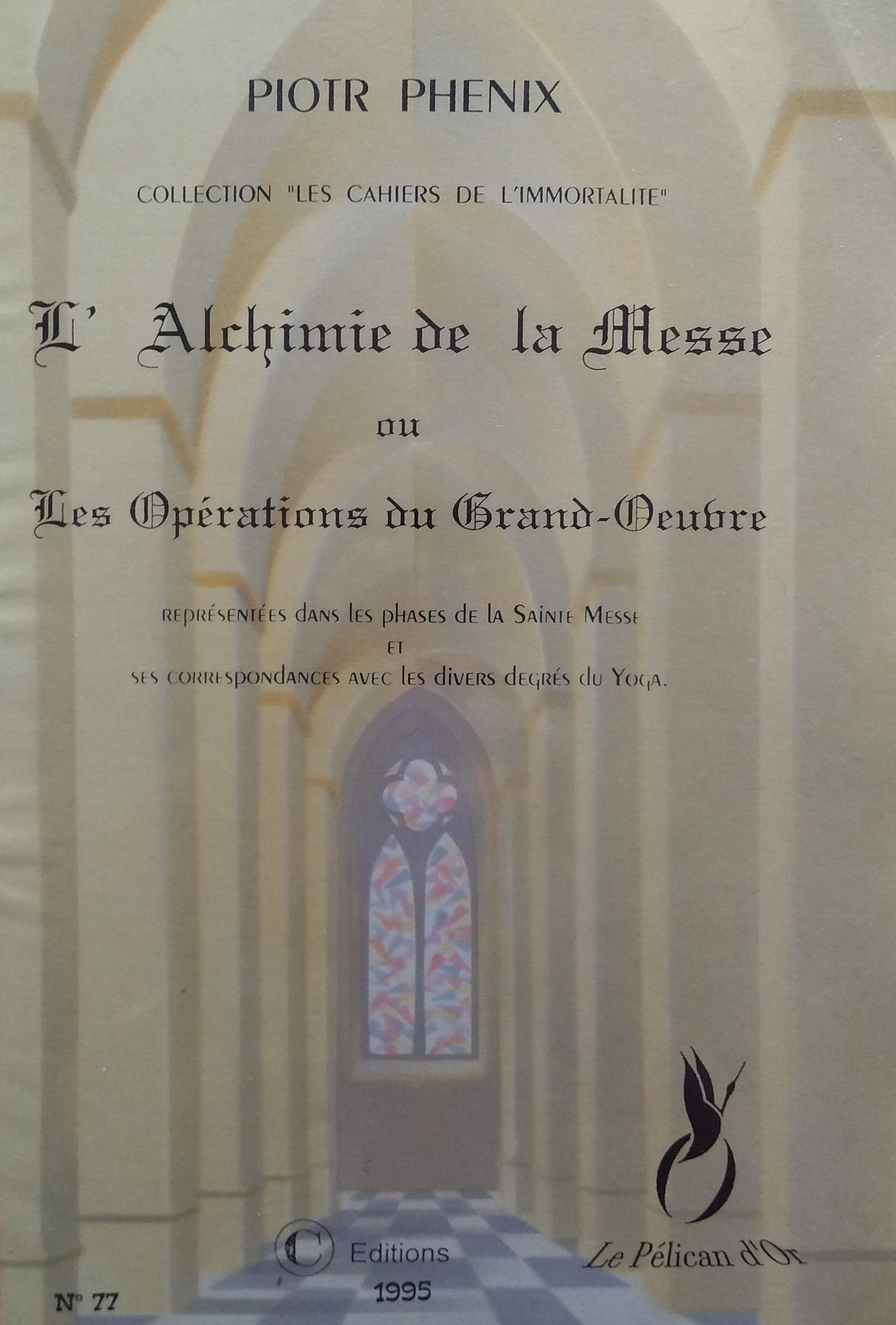 L'Alchimie de la Messe