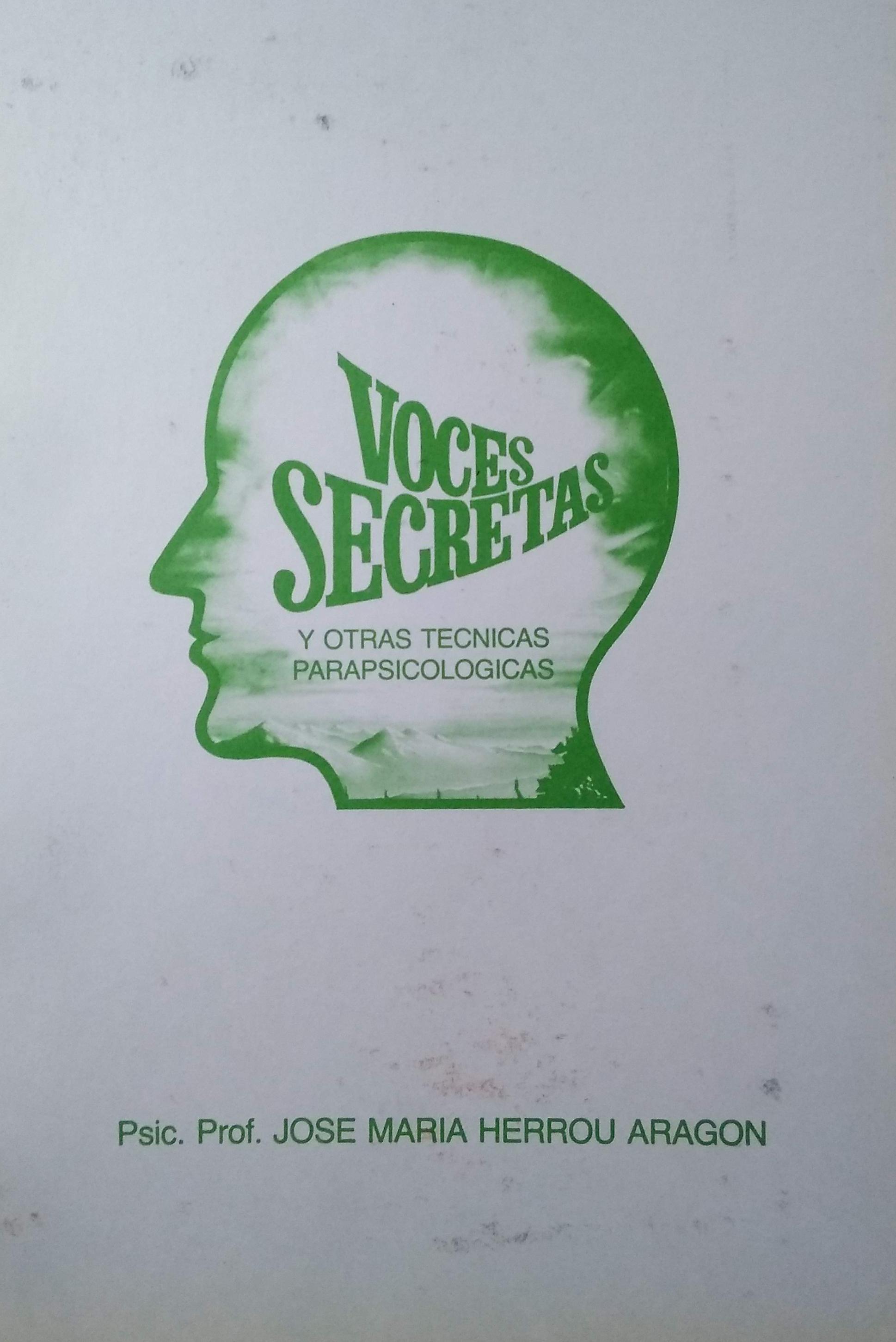 Voces Secretas y otras técnicas...