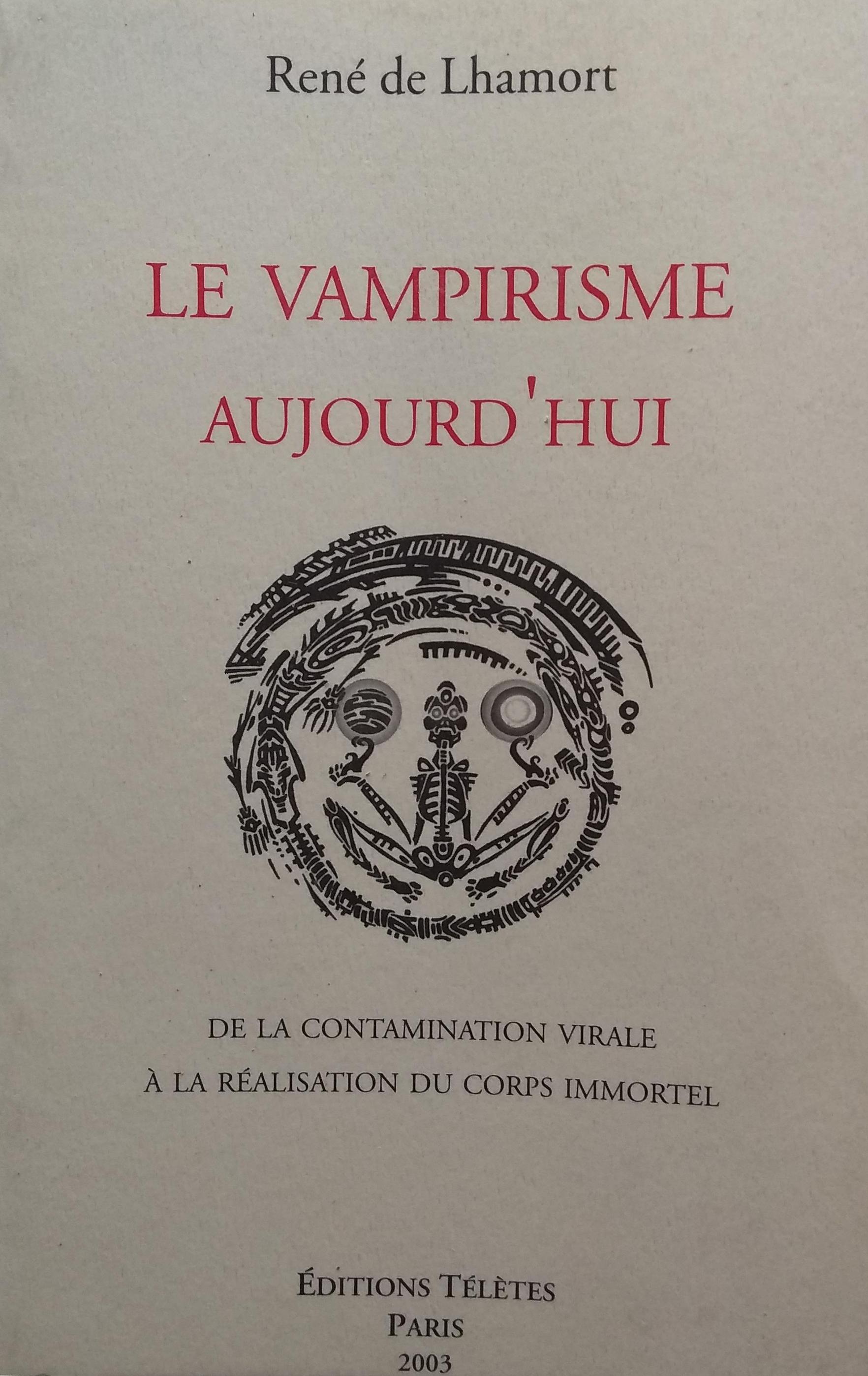 Le Vampirisme Aujourd Hui