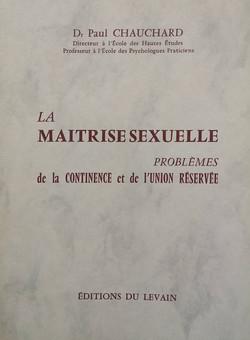 La Maitrise Sexuelle
