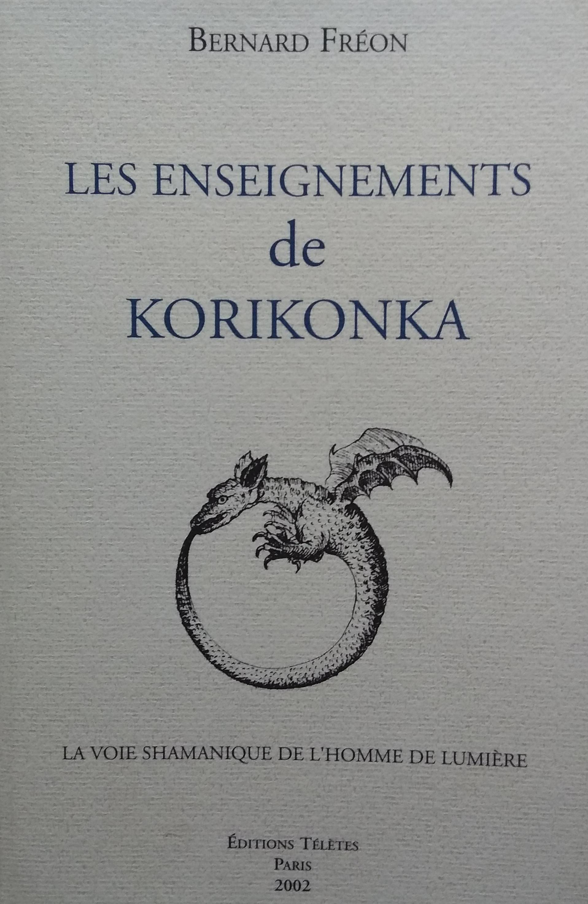 Les Enseigements de Korikonka