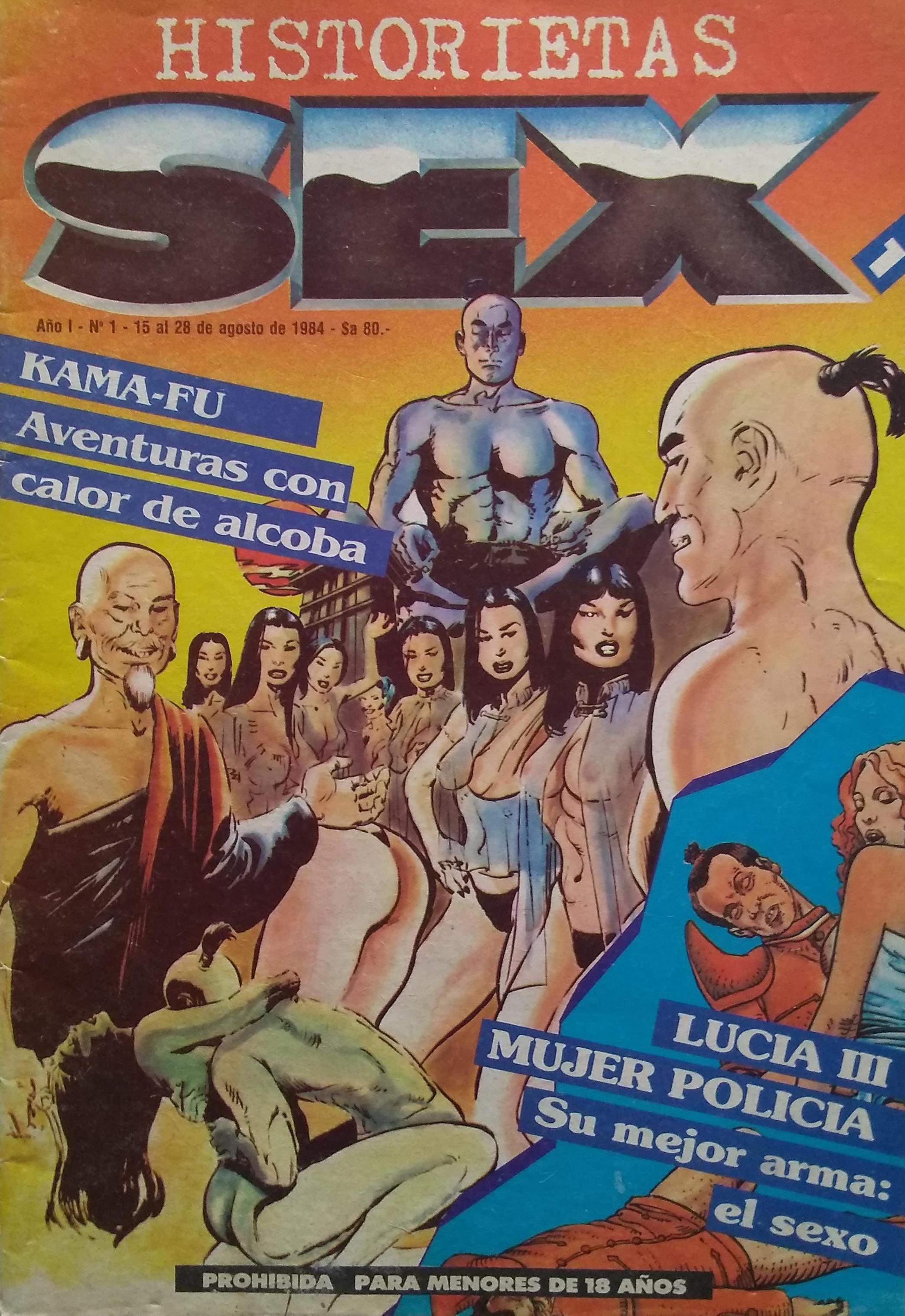 Historietas Sex 1 1