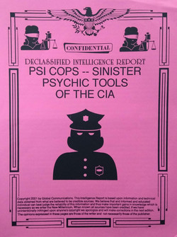 Psi Cops -- Sinister Psychic tools..