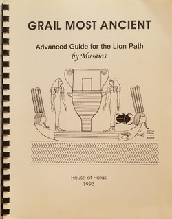 Grail Most Ancient