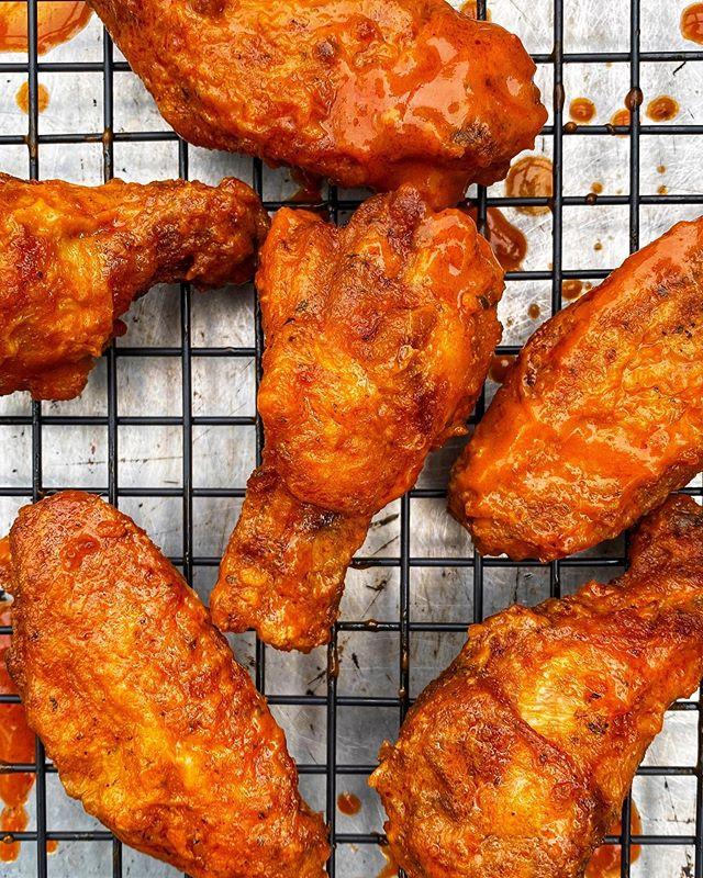 Tony Beef Jumbo wings > regular wings...