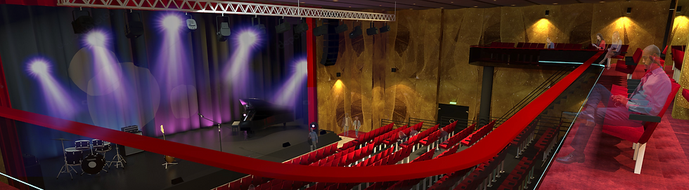 salle spectacle europe