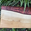 Thumbnail: Large red maple and wine epoxy charcuterie board