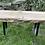 Thumbnail: Beech live edge table