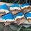 Thumbnail: Maple burl and epoxy coasters