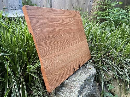 Extra Large oak cutting board