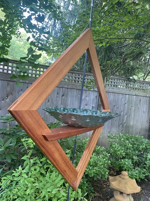 Sepele birdbath/feeder