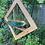 Thumbnail: White Oak birdbath/feeder