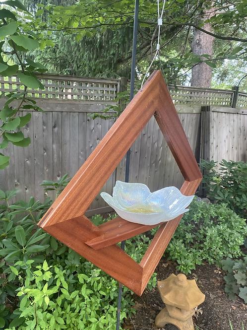 Sepele birdbath/feeeder