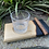 Thumbnail: Blacked ash whiskey and cigar tray
