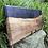 Thumbnail: Black walnut and purple epoxy charcuterie board