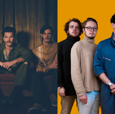 Fifth and Vine LIVE: The Brummies, Costal Club, & Jane Decker Bring Free Show to Fountain Square