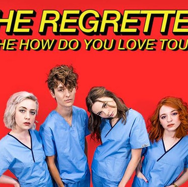 Youthful Yet Wise Punk Rockers, The Regrettes, Head to Madison LIVE!