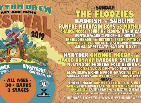 Rhythm Brew Art & Music Fest Is Back and Bigger Than Ever