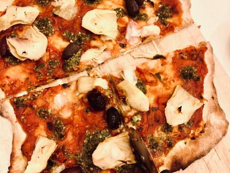 Paras pizza!