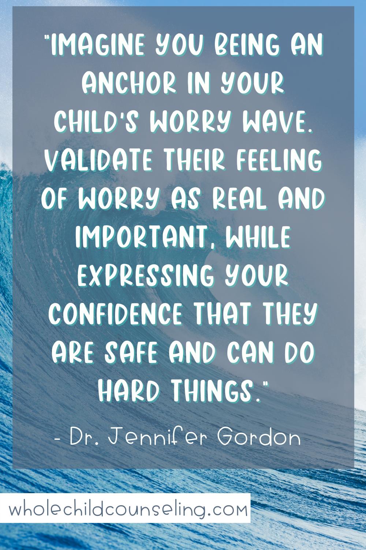 help children with anxiety