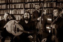 Berlin Oriental Quartet web Sepia