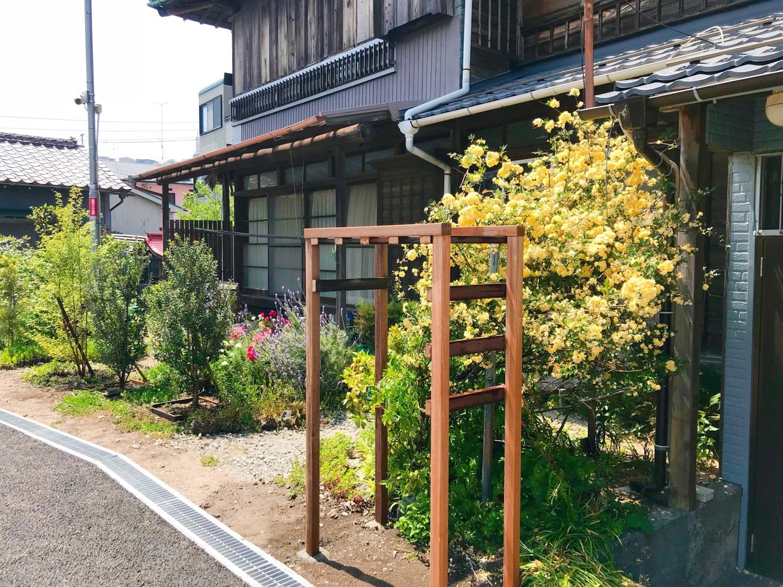 トレリス@横須賀市