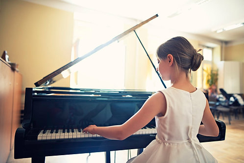 Piano Lessons (60 minutes)