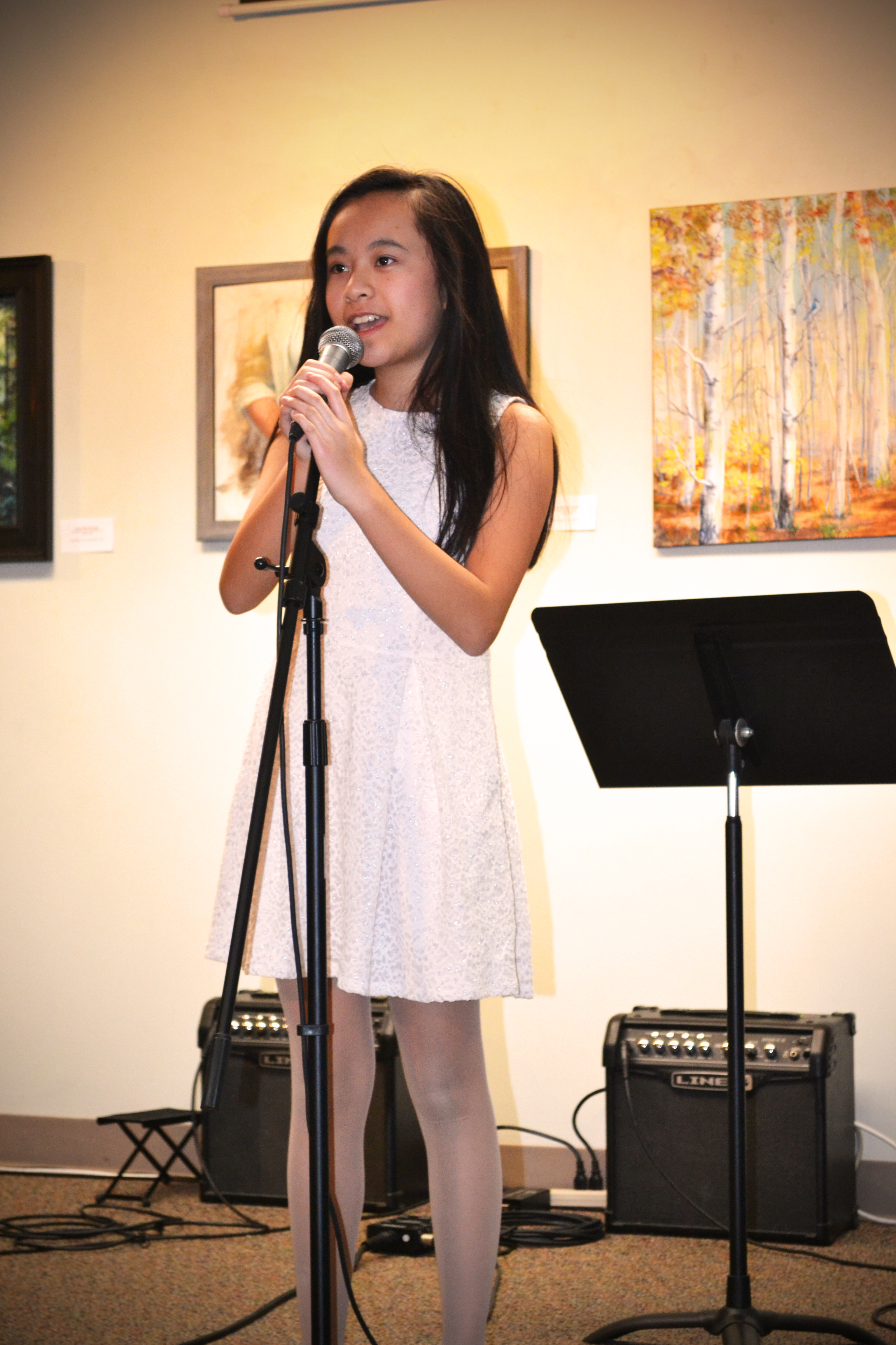 Solo Vocal Performance