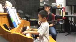 Teaching Justin