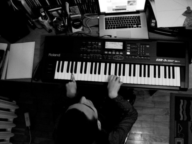 "Nikk May: Private Studio For Voice / Piano / Guitar ""Limitations"""