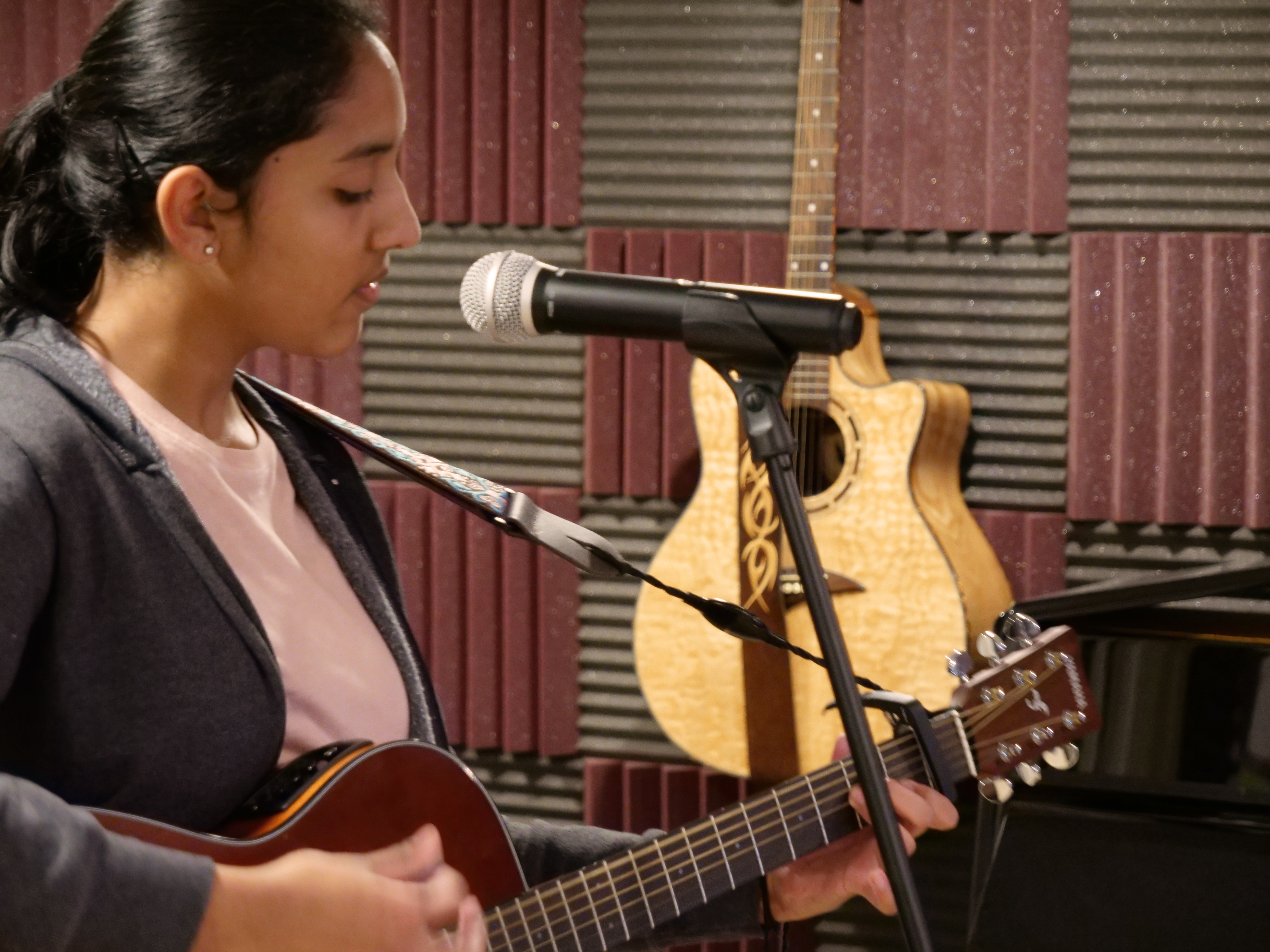 Vocal and Guitar